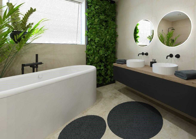 Návrh koupelny online