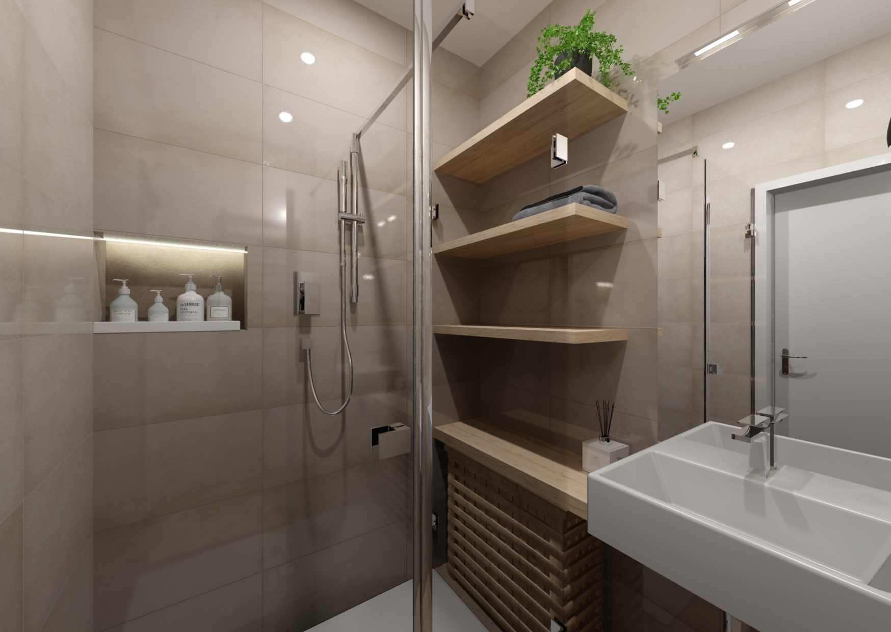 Návrh koupelny online 14
