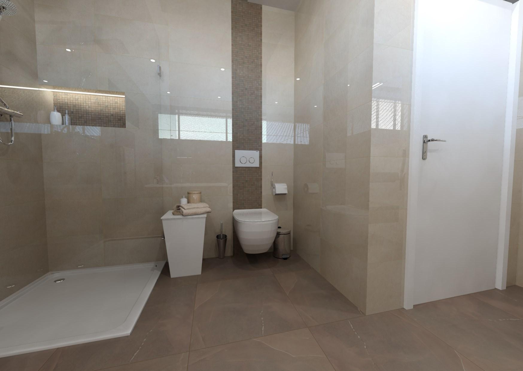 Návrh mramorové koupelny 14
