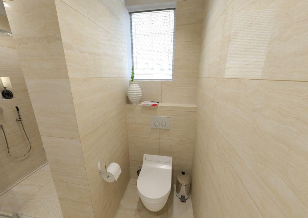 Návrh světlé koupelny 5
