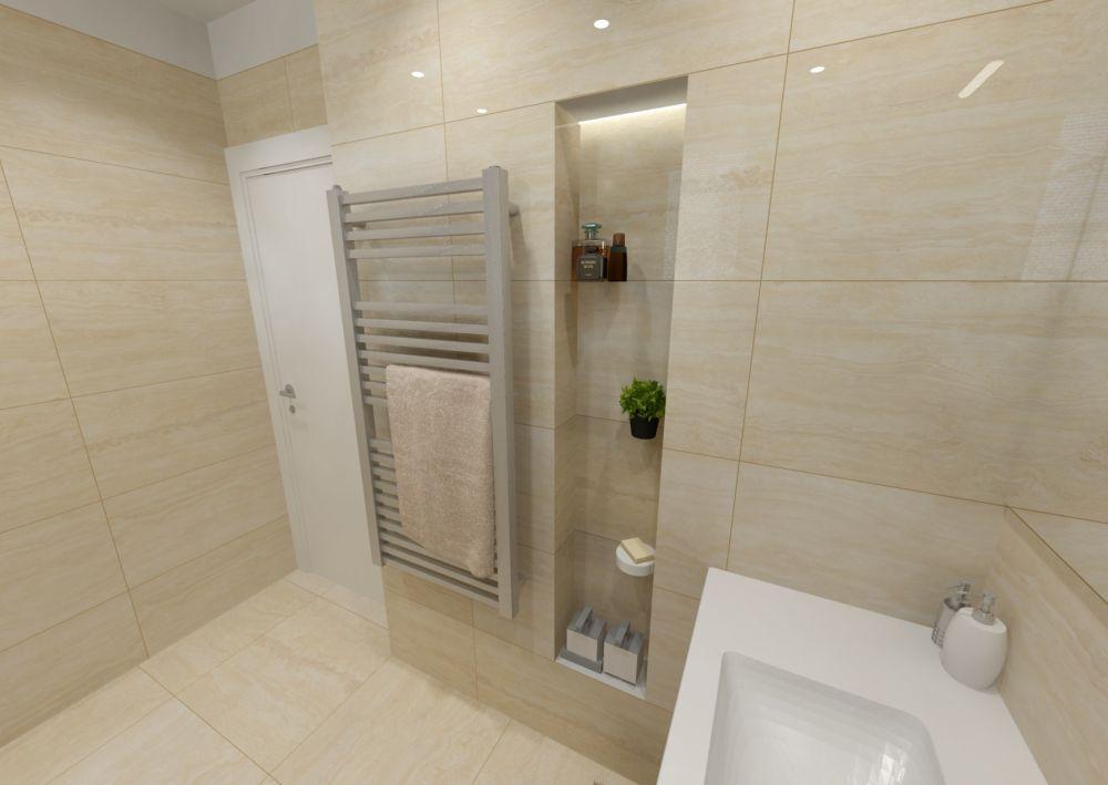 Návrh světlé koupelny 8