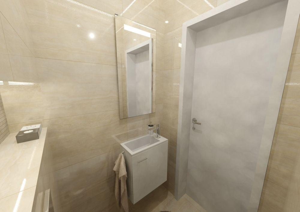 Návrh místnosti s toaletou 4