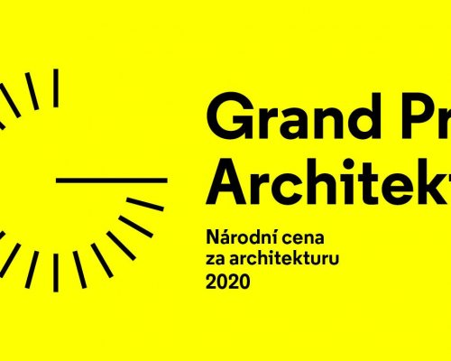 Jsme partnery soutěže Grand Prix Architektů 2020
