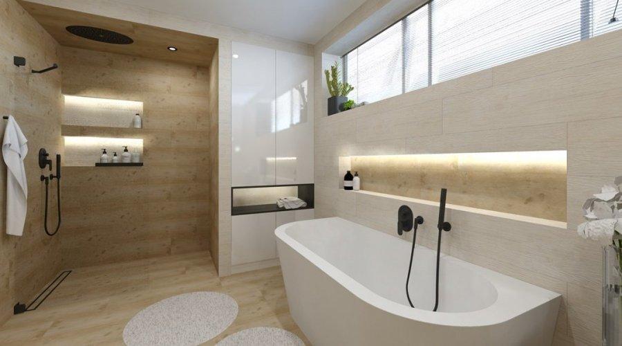 Vaše vysněná koupelna připravená na dálku