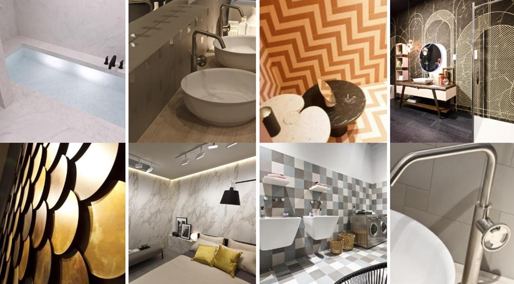 Veletrh CERSAIE 2019 představí nové koupelnové trendy