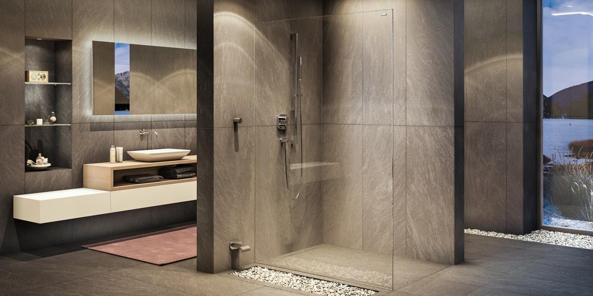 Sprchové zástěny Duscholux AIR