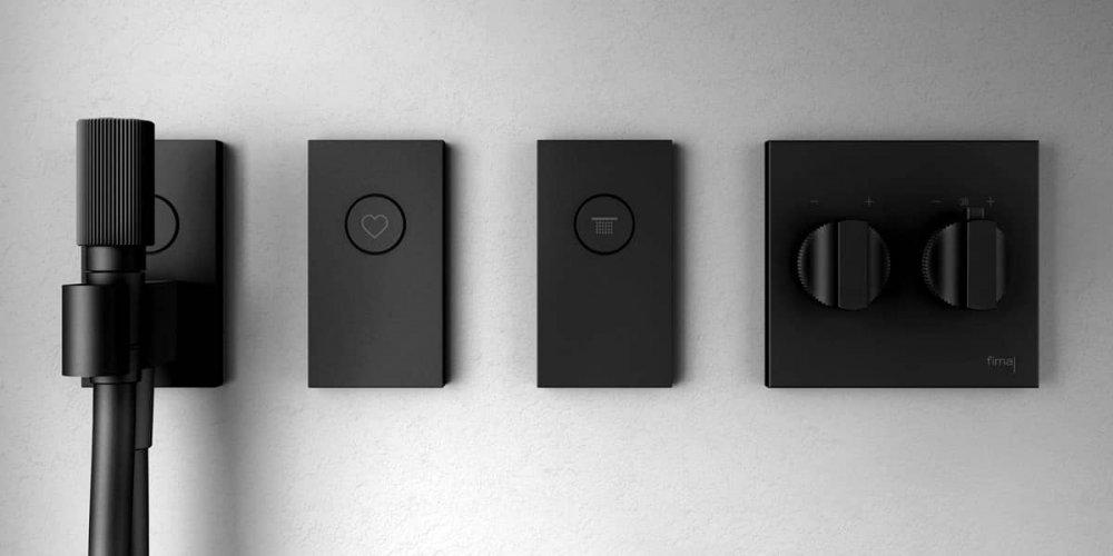Sprchové baterie Fima SWITCH získaly iF DESIGN AWARD 2021