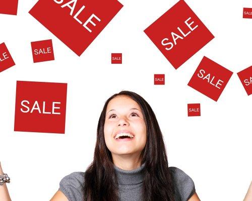 Výprodej zboží za akční ceny