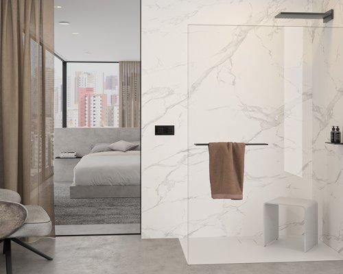 Elegantní sprchy Hüppe SELECT+