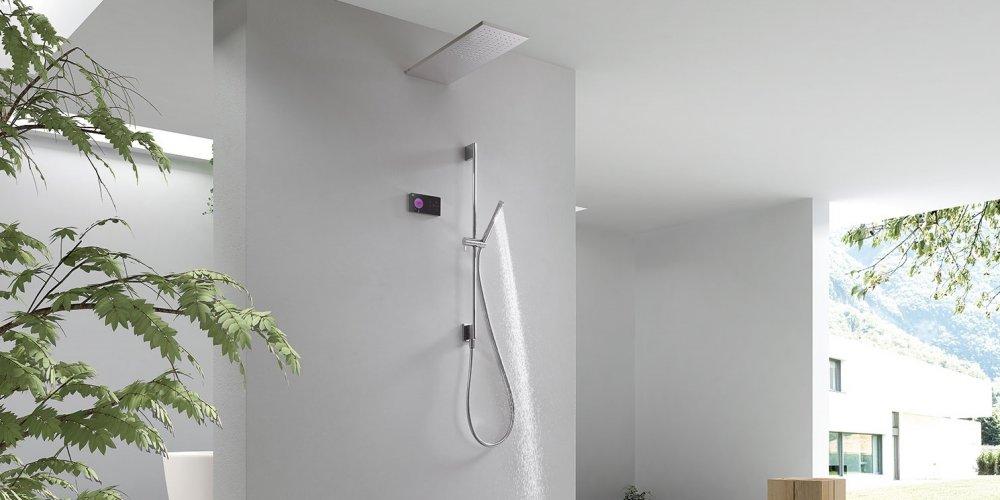 Elektronická sprcha nové generace