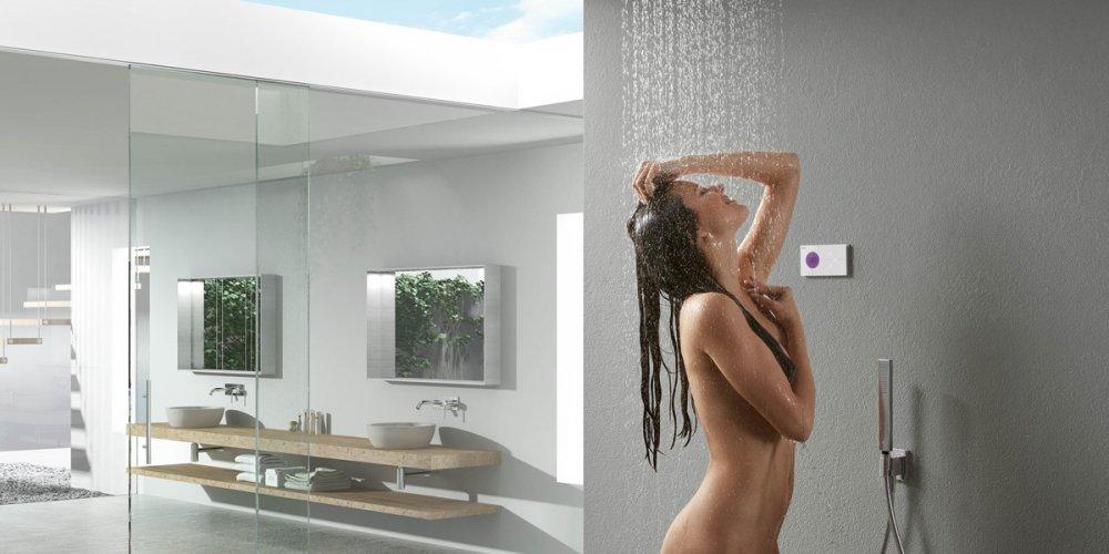 Komfortní sprchování s Tres Shower Technology