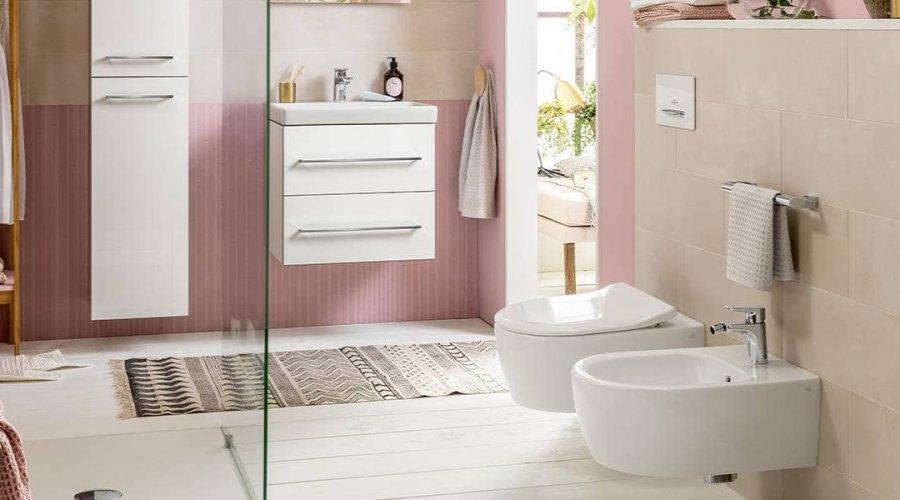 5 důvodů, proč si vybrat koupelnové vybavení Villeroy & Boch