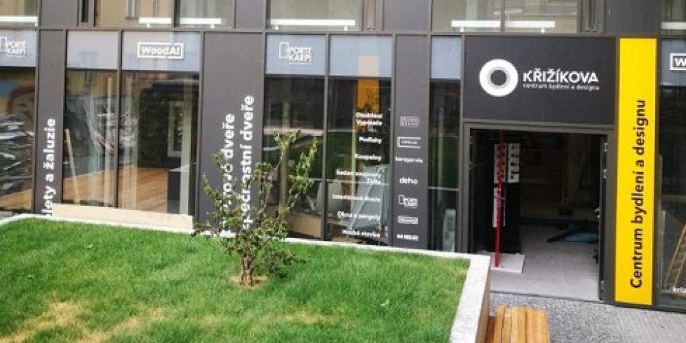 Showroom Keraservis v Praze je v novém kabátku