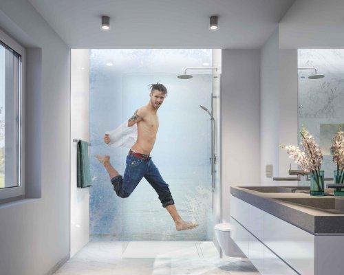 Sprchování s Duscholuxem jako nezapomenutelný zážitek
