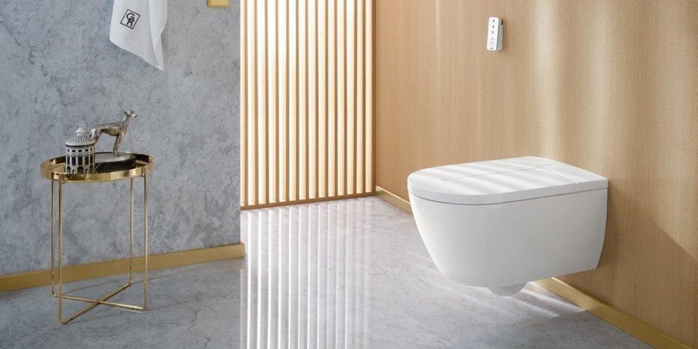 Komfortní designové WC s bidetovou sprškou VICLEAN-I 100