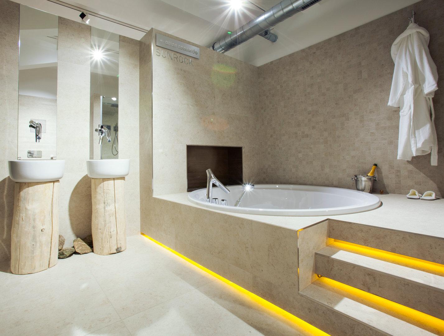 Koupelna světla