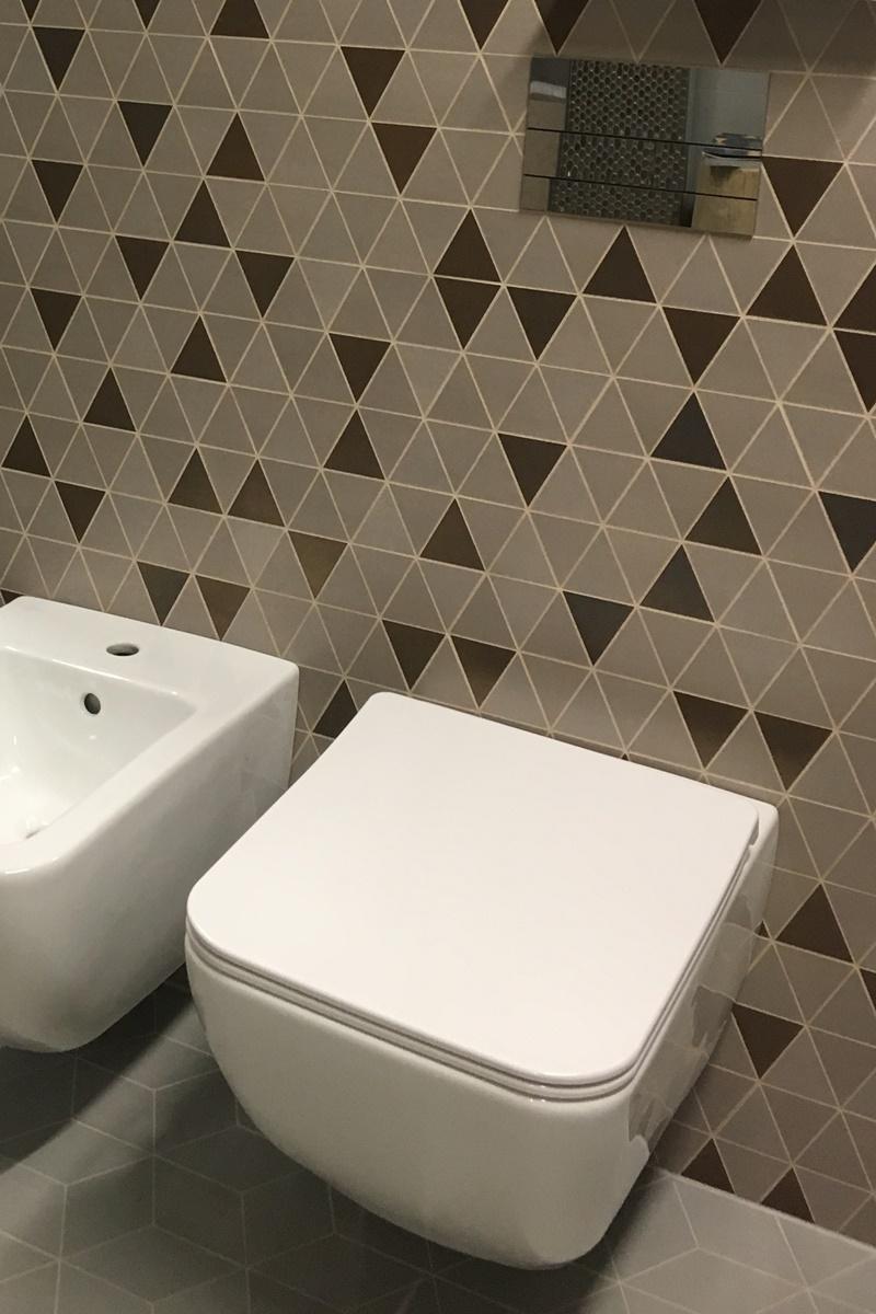 Showroom koupelen v Praze