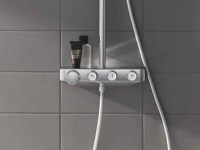 Luxusní sprchování