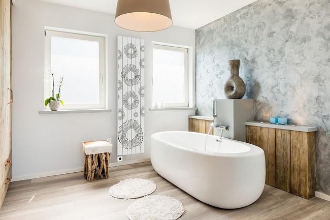 Design v koupelně