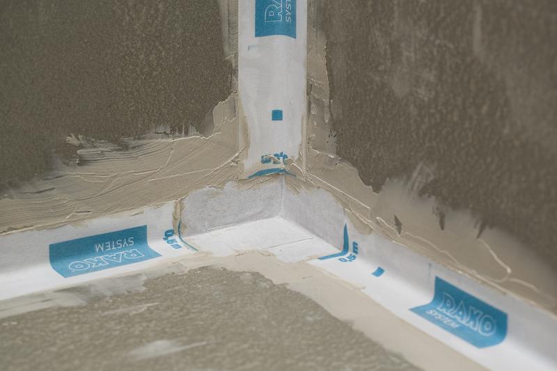 Hydroizolace do koupelny