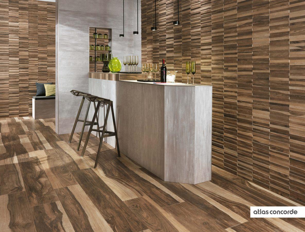 Obklady imitace dřeva