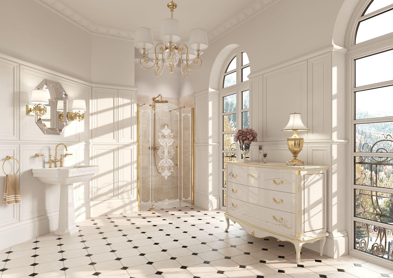 Sprchové zástěny (luxusní)