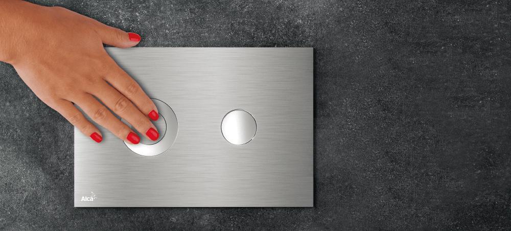 Ovládací WC tlačítka