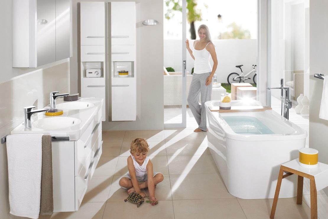 Ochrana koupelny před viry a bakteriemi