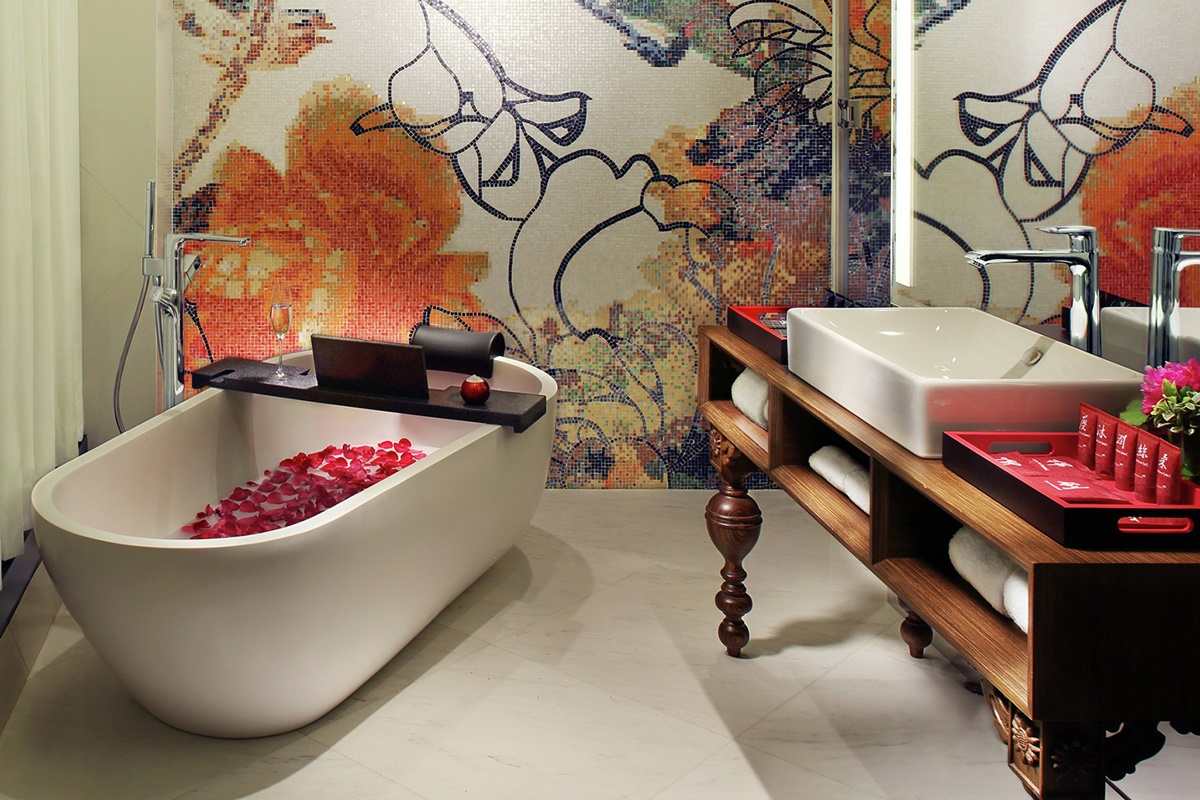 Mozaiky do koupelny