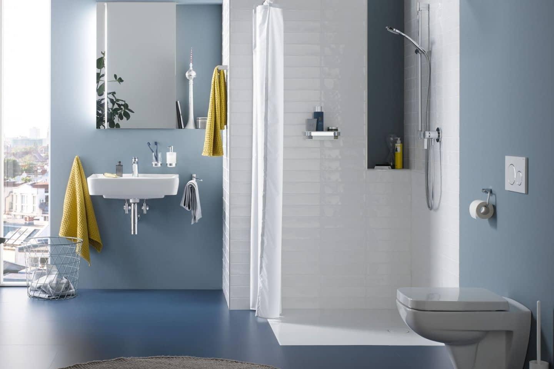 Rychlá proměna koupelny? Jde to i bez bourání.