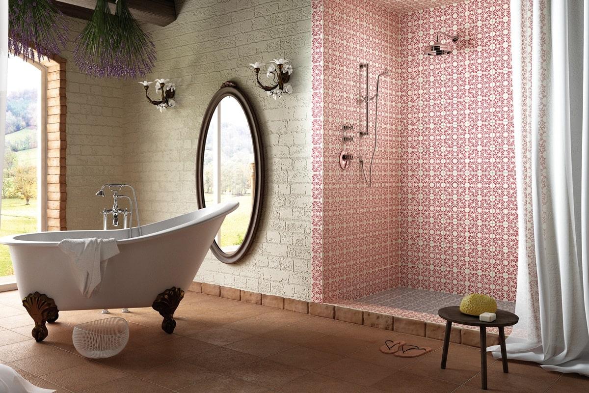 Typy sprchových hlavic