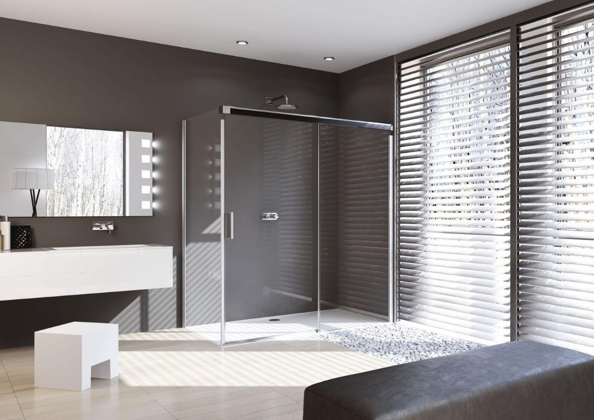 Typy sprchových vaniček
