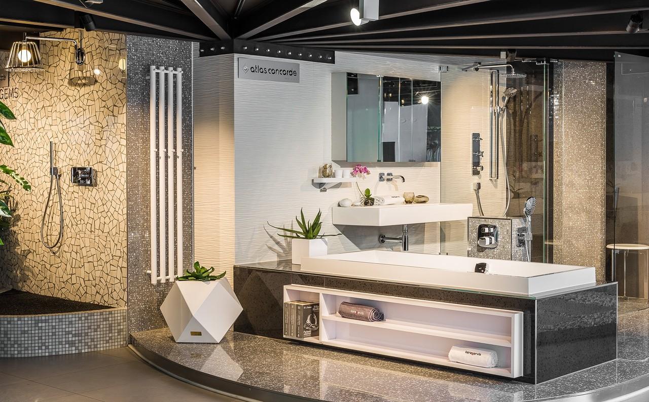 Showroom koupelen Praha