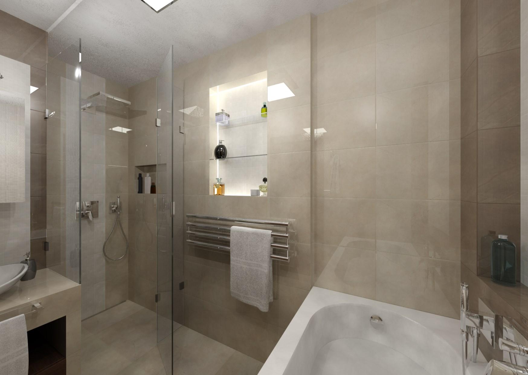 Malá koupelna 0