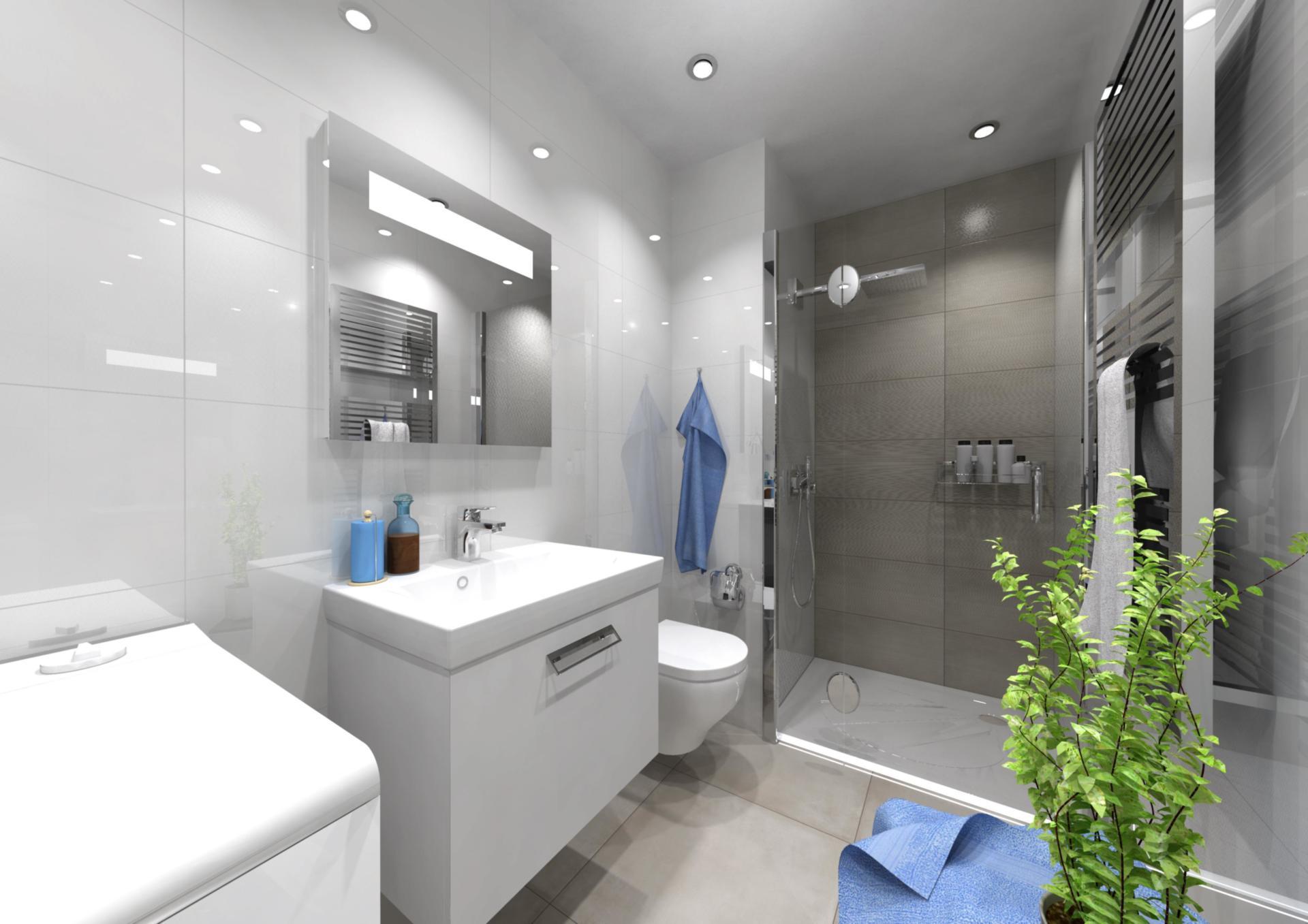 Luxusní koupelna 15