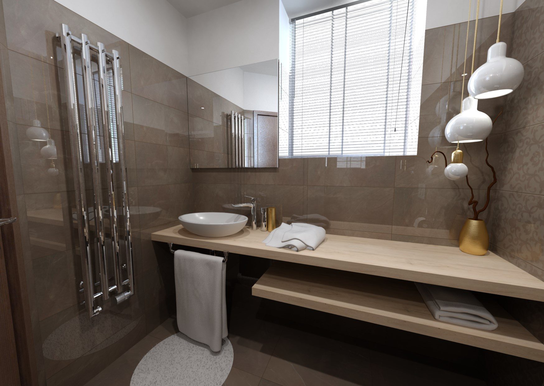 5 tipů pro malou koupelnu 2