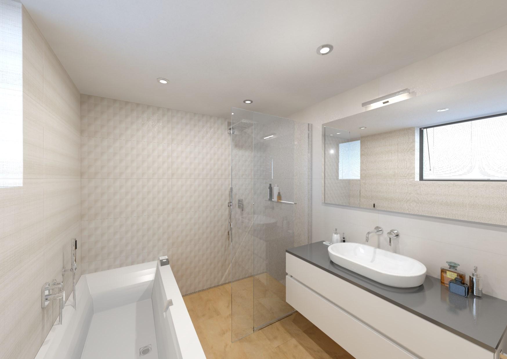 Bílá koupelna 3
