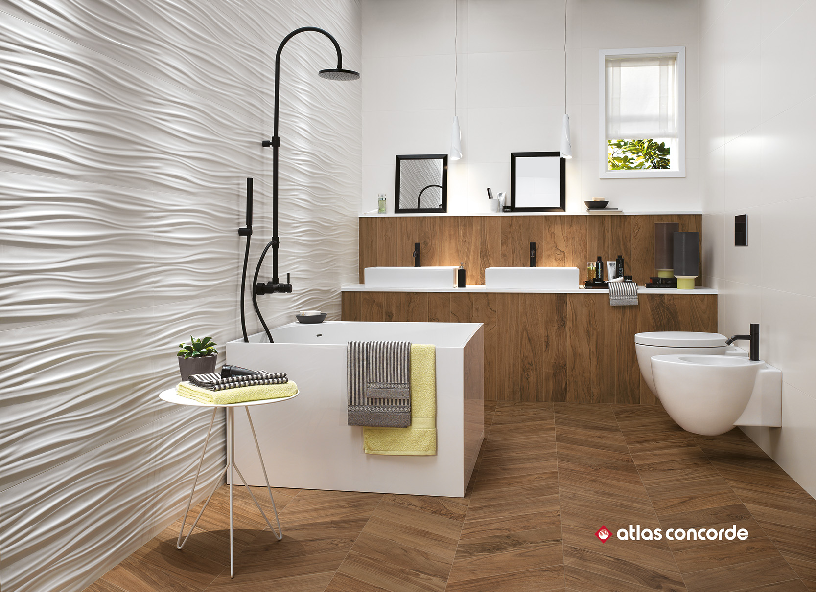 Dřevěná koupelna 3