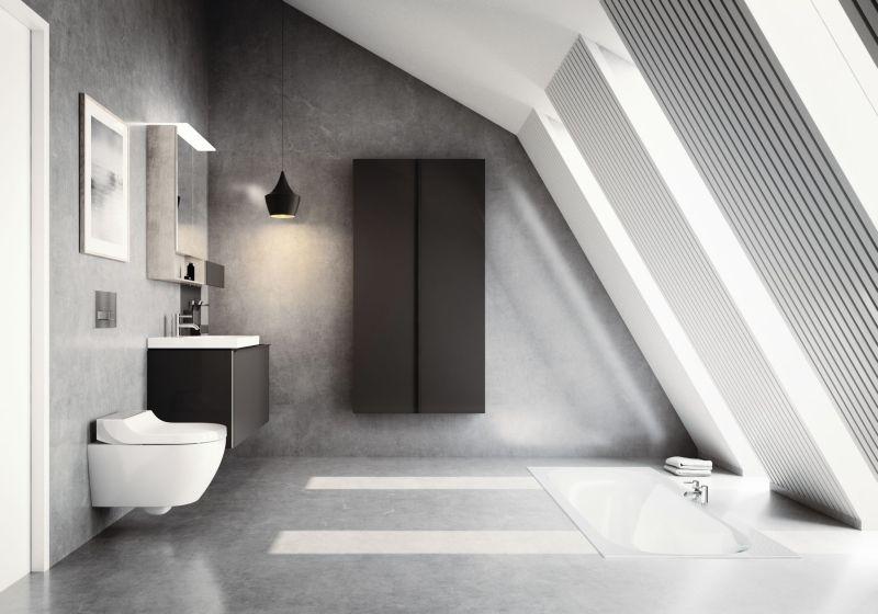 Moderní koupelna 11