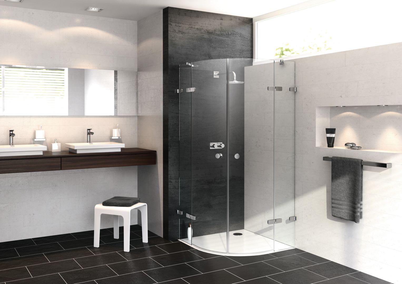 Typy sprchových vaniček ke sprchovým koutům 1