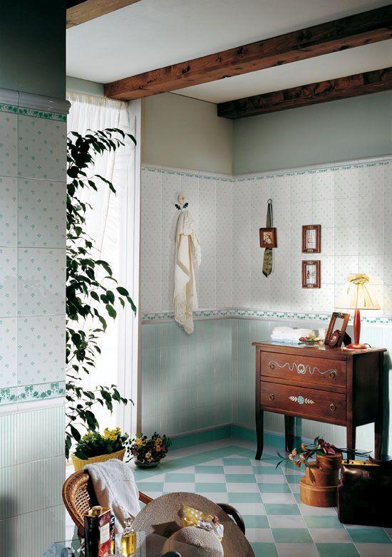 Koupelna provence 1