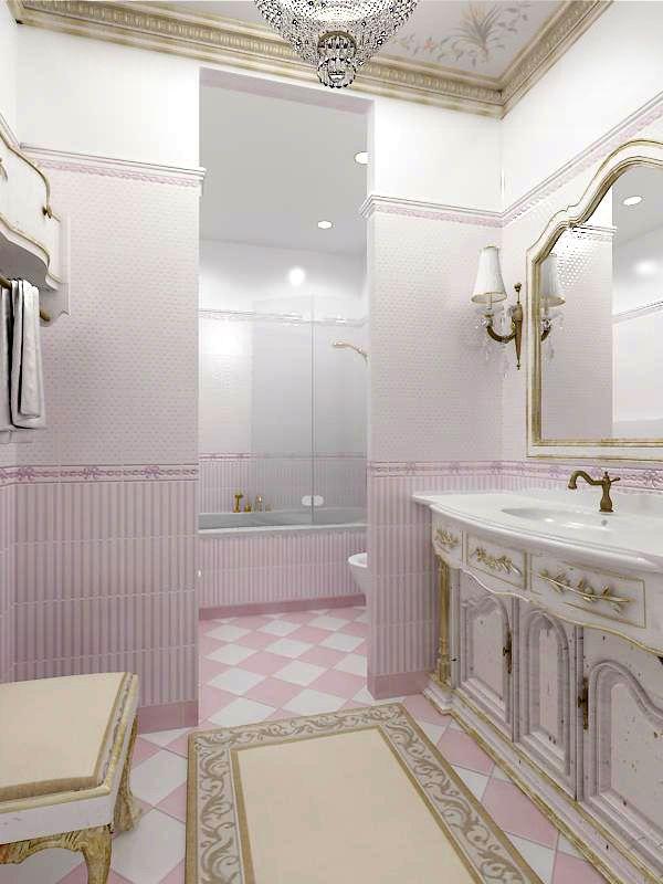Retro koupelna 6