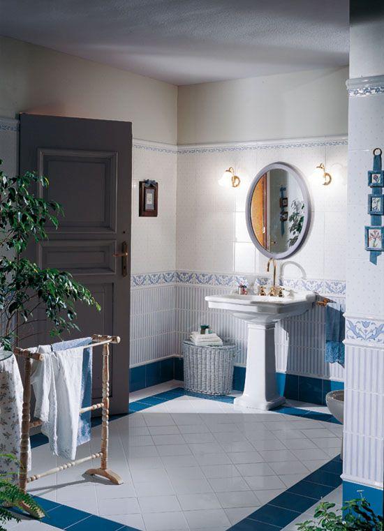 Koupelna provence 2