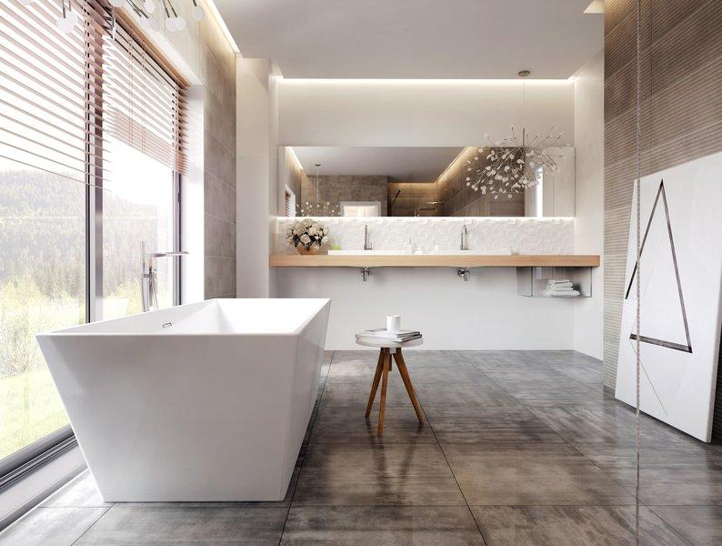 Moderní koupelna 3