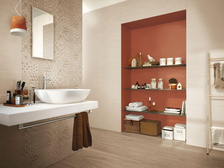 Skandinávská koupelna 1