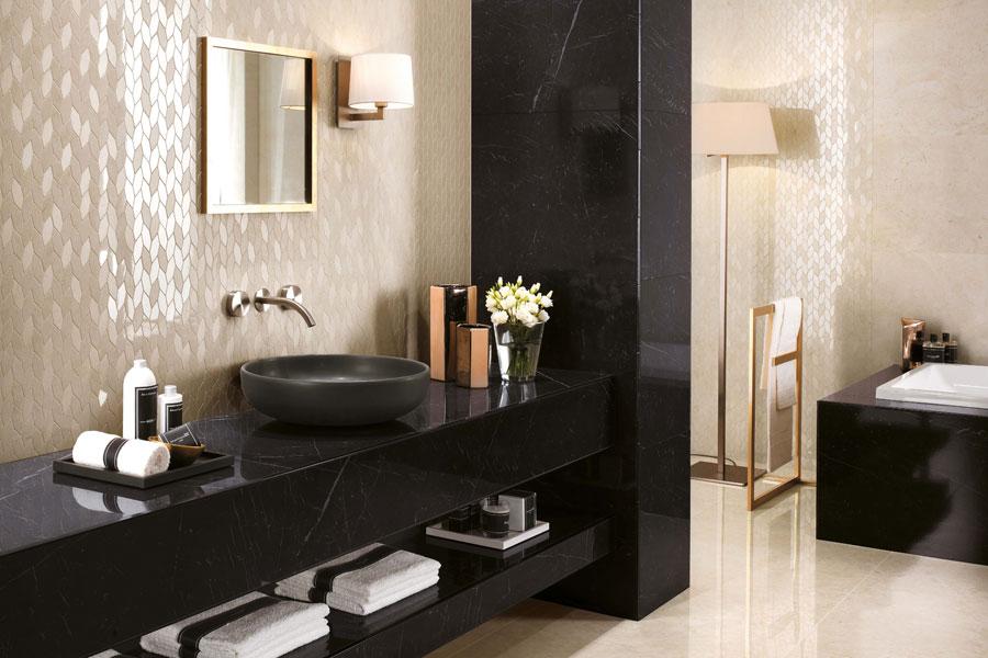 Luxusní koupelna 1