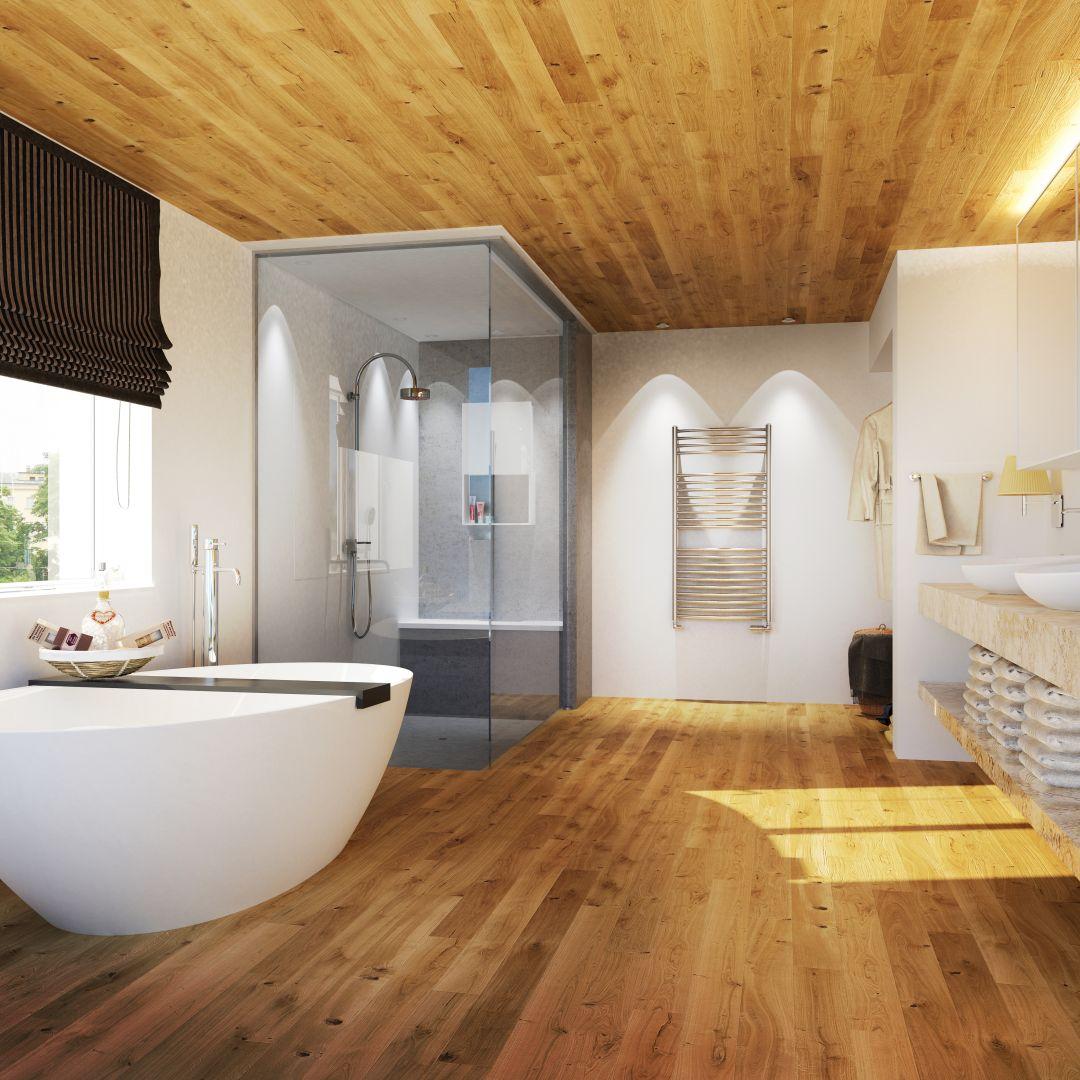 Dřevěná koupelna 2
