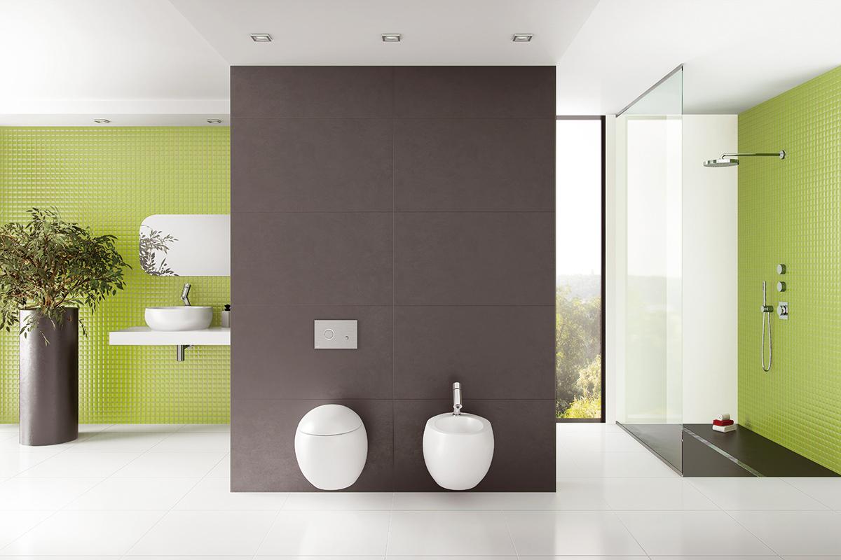 Moderní koupelna 7
