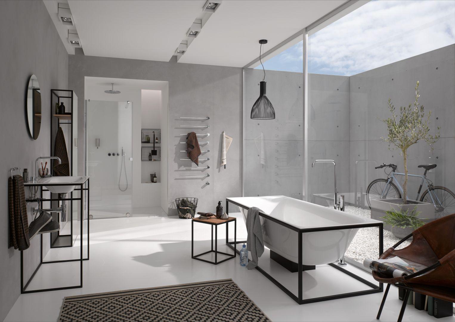Elegantní koupelna 1