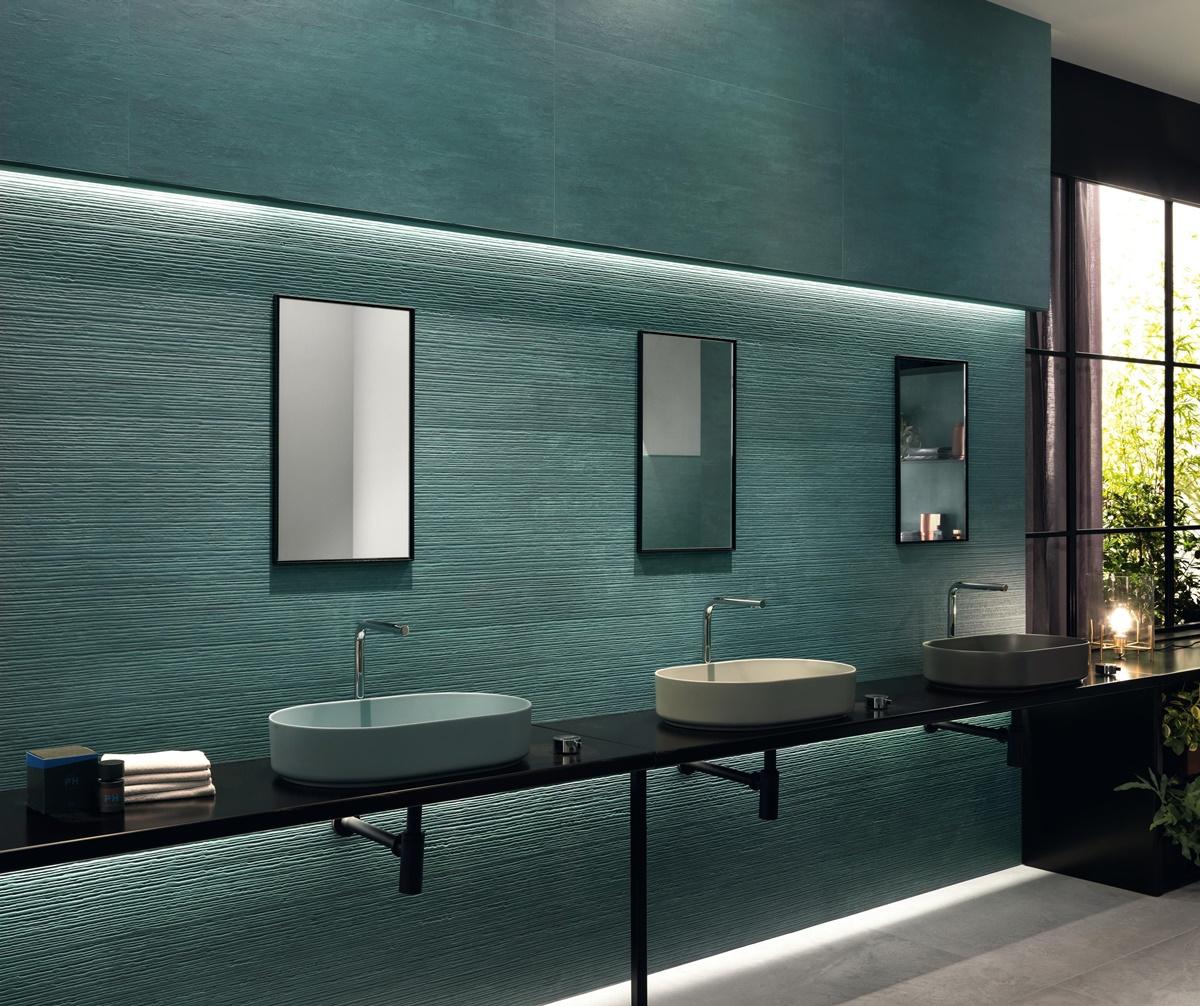 Designové 3D obklady do koupelny 4